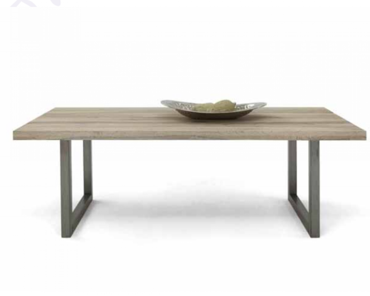 Magazzino new york dining table magazzino - Table basse relevable new york ...