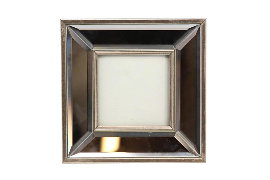 Magazzino Mirrored Edge large square Picture Frame - Magazzino