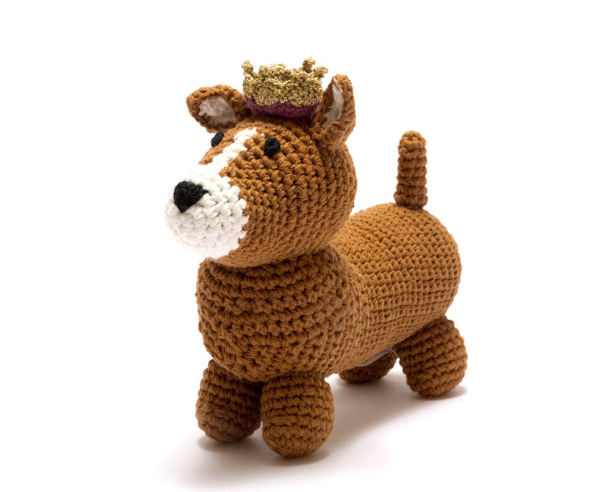 Corgi Crochet Crochet Puppy Pattern Coffee Cozy Crochet | Etsy | 1000x1200